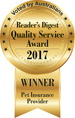 2017 Reader's Digest Award 2016