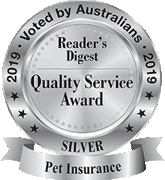 Reader Digest Quality Award 2019